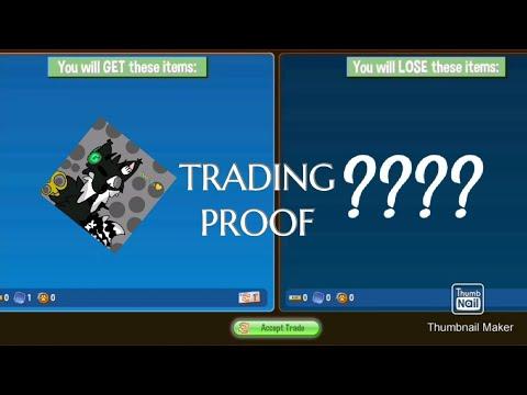 Ajpw Trading Proofs I LsL Aj I Ajpw I Animal Jam Play Wild