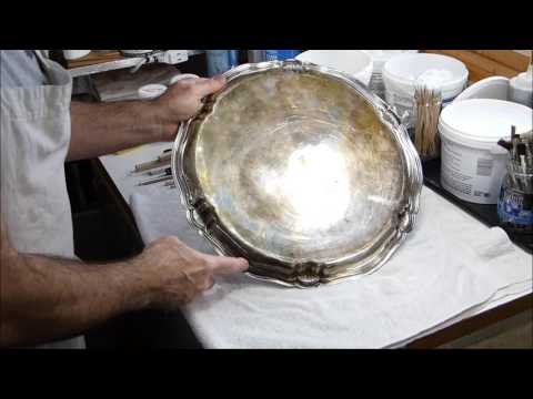 How to Polish Silver