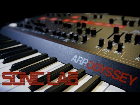 ARP Odyssey 2015 Review
