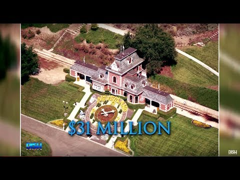 NEVERLAND RANCH CAN BE YOURS FOR THE LOW PRICE OF $31M Mp3