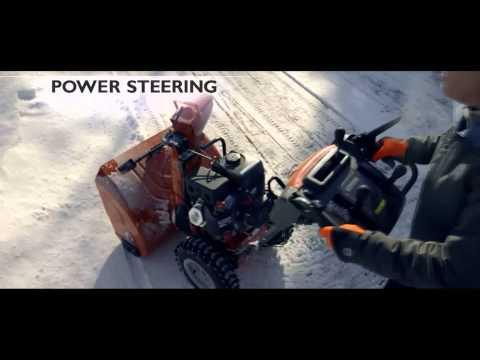 Снегоуборщик Husqvarna ST227 P