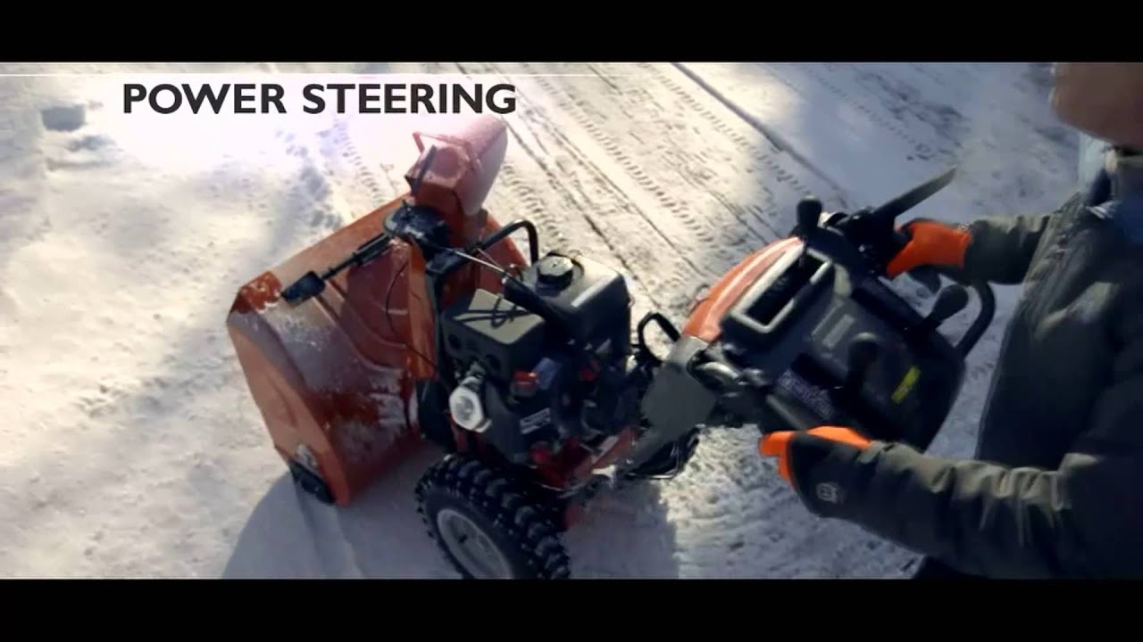 Husqvarna 200 Series Snow Throwers