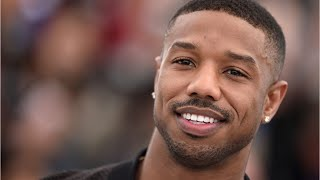 Michael B. Jordan Surprises US Open Winner Naomi Osaka