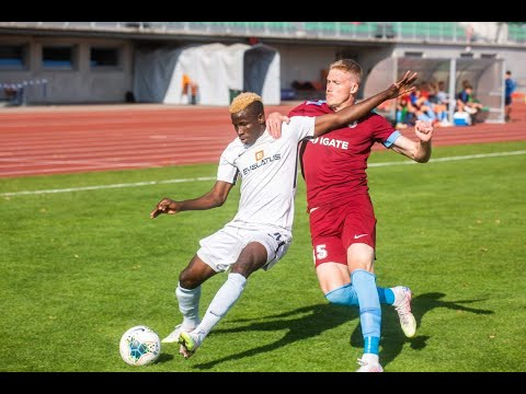 Jelgava RAF BFC Daugavpils Goals And Highlights