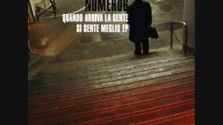 """Numero6 - Da piccolissimi pezzi (feat. Bonnie """"Prince"""" Billy)"""
