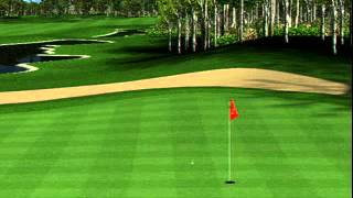 Microsoft Golf 99 Advert