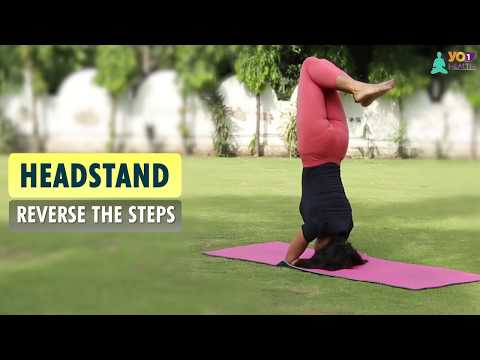 Get Stronger Hair And Nails With These Yoga Poses