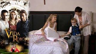 Monserrat y Laurito continuan con su vida | Lo que la vida me robó - Televisa