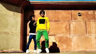 Banni tharo banno diwano yeh gadi fortuner freestyle dance cover by sunder and Vijay last kings