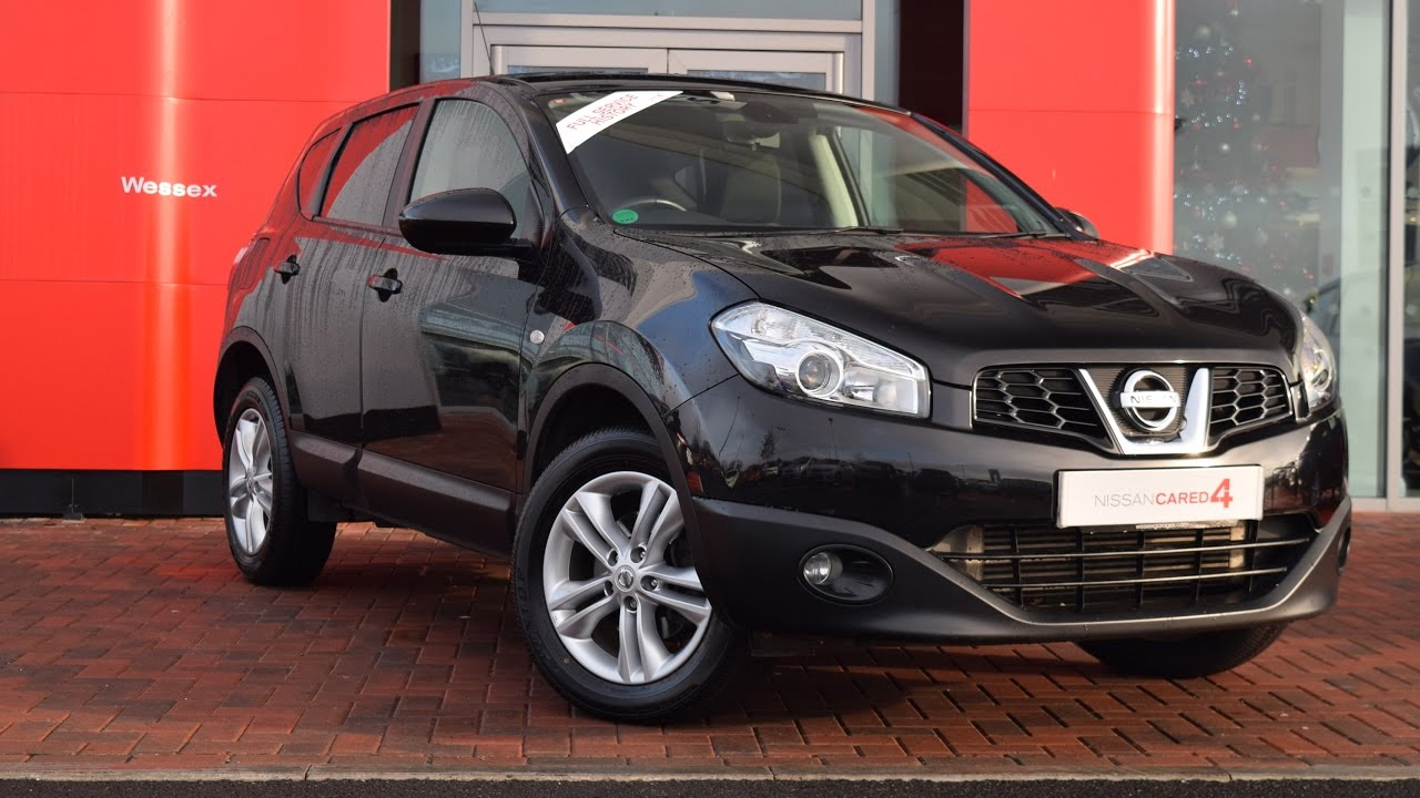 Wessex Garages Used Cared4 Nissan Qashqai 2 0dci Acenta