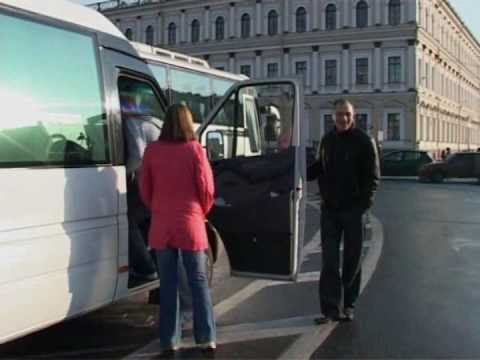 TJ Travel Tour - Part One - St. Petersburg Port & St. Isaac's Cathedral (Outside)