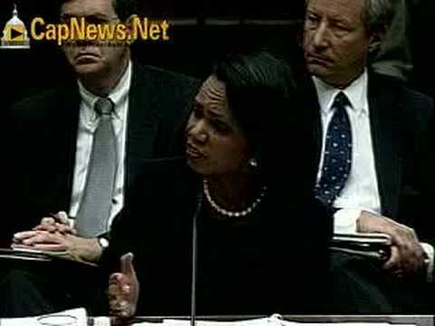 IRAQ: Rice 10.25 Testimony on Iraq Corruption, Blackwater