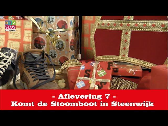 Sinterklaas Verhaal aflevering 7 uitzending 14 november 2020