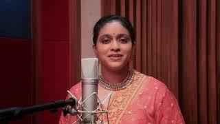 Nalir Mani Neerum | நளிர் மணி நீரும் | Mahakavi Bharatiyar | S. J. Jananiy | Bharat Mata Song