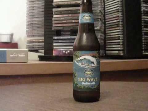 Beer Review #5: Big Wave Golden Ale