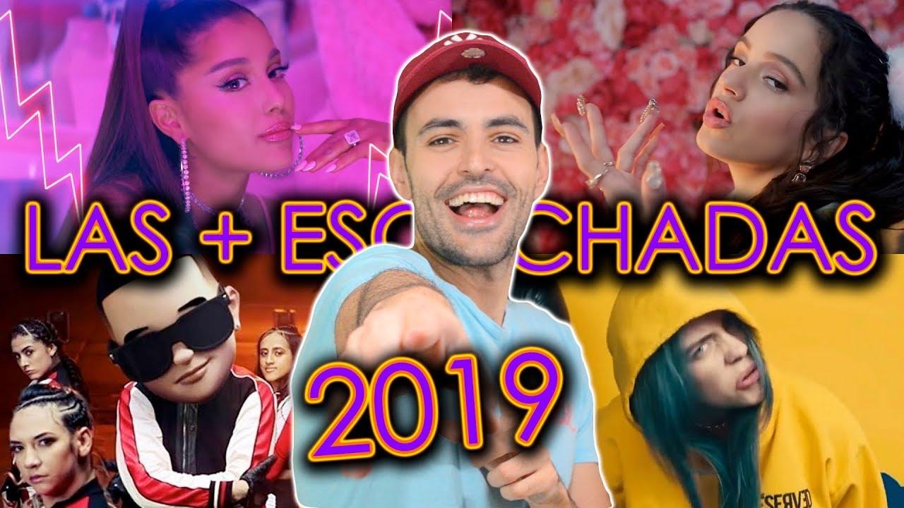 Las 15 Canciones Más Escuchadas 2019 Videos Más Vistos En Youtube De Música Wow Qué Pasa Youtube