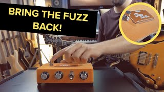 Review: The Best Fuzz Pedal? - Warm Audio Foxy Tone Box