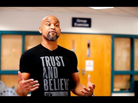 How celebrity trainer Shaun T went from Camden survivor to fitness