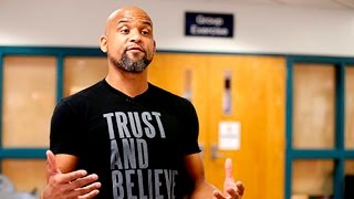 Fitness celeb Shaun T returns home to New Jersey