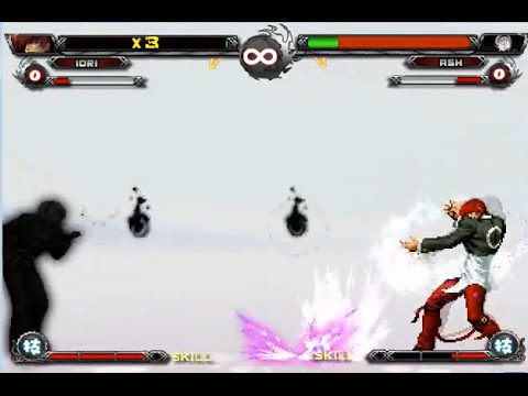 The King Of Fighters Wing EX Online Games on KBHGames