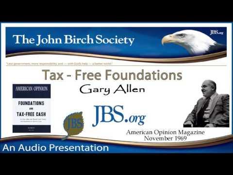 Gary Allen - Tax Free Foundations