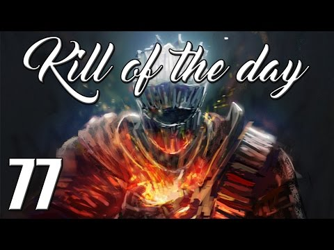Kill of the day 77 - Dark Souls 3