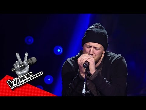 Yoeri zingt 'With Arms Wide Open' | Blind Audition | The Voice van Vlaanderen | VTM