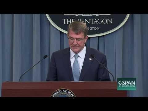 Secretary Ashton Carter on Defense Department Transgender Policy 6/30/16 Full Speech