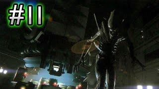 ОЧЕНЬ ЭПИЧНЫЙ БАБАХ !!!!!!!! | Alien Isolation # 11 Прохождение