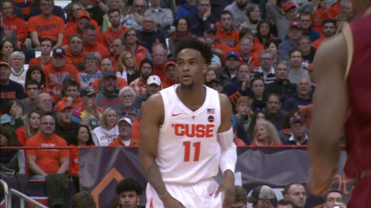 Highlights Syracuse Vs Boston College Youtube