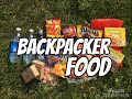 Ultralight Backpacking Food Ideas: Food on the trail