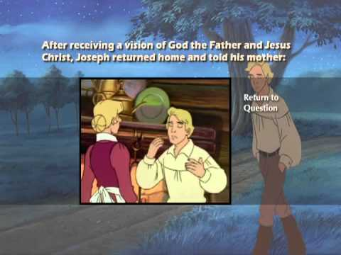 The Joseph Smith Story Adventure Quiz