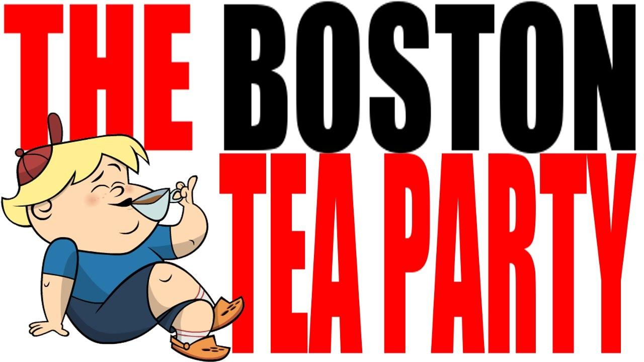 the boston tea party explained us history review youtube. Black Bedroom Furniture Sets. Home Design Ideas