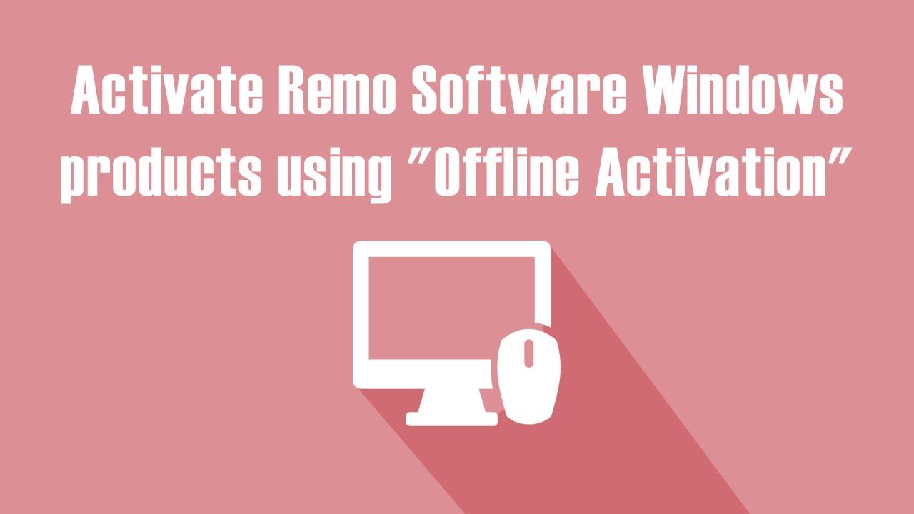 remo recover 3.0 keygen mac