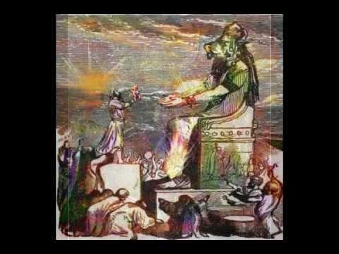 Quetzalcoatl & Yahweh: Alien Covenant of Blood!