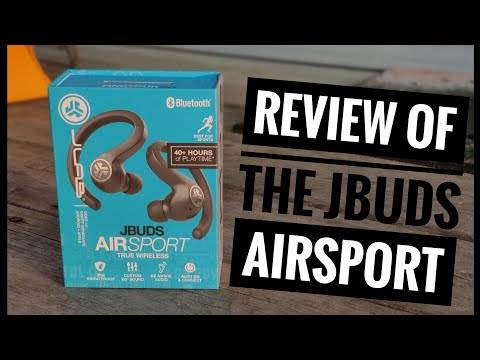 Review of the JLab JBuds AirSport