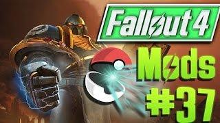 NUKAMON GO! - Fallout 4 Weekly Mods: The Space Marine, Ada 2 Human, ALIEN ELVIS & Panzerhund
