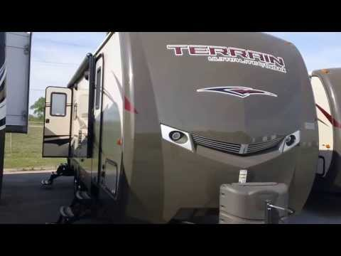Rear Living Travel Trailer Camper For Sale Oklahoma City - 14050
