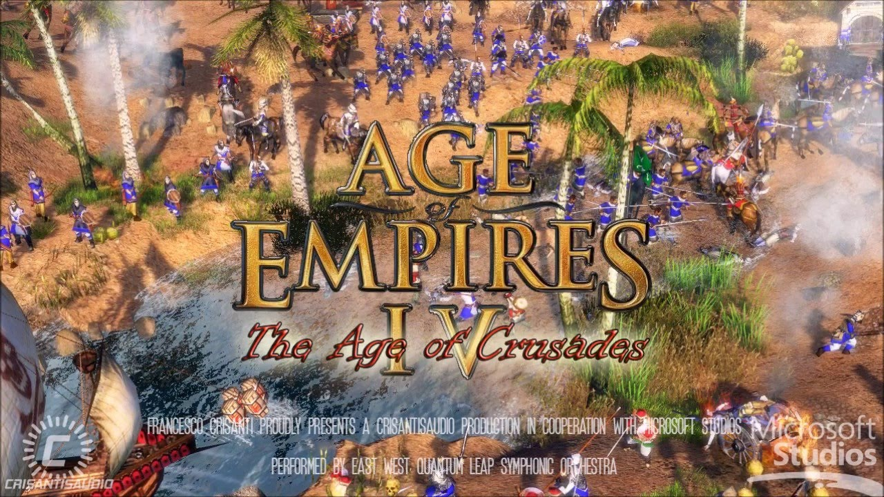 Age of empires tes 4 oblivion