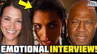 "Angela ""Felicia"" Means Shows Strong Emotions Speaking On Thomas ""Deebo"" Lister And His Recent Death!"