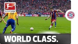Video Gol Pertandingan FC Bayern Munchen vs Hertha Berlin