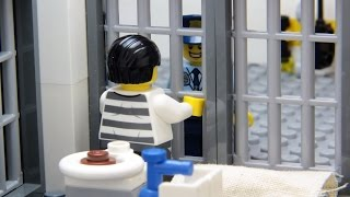 Lego Prison Break Fail