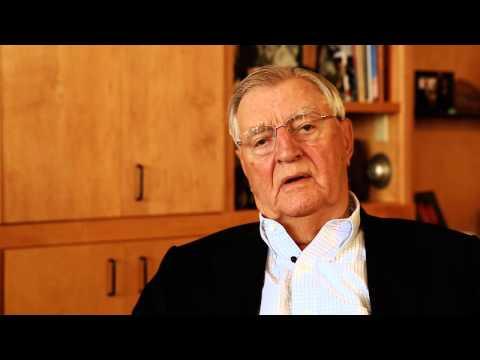 Mondale talks about Carter