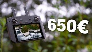 Was kann eine 650€ Drohnen Fernsteuerung? DJI Smart Controller REVIEW! - felixba