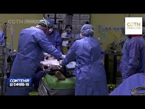 Coronavirus: le système de santé italien fait face à une énorme crise de surcharge