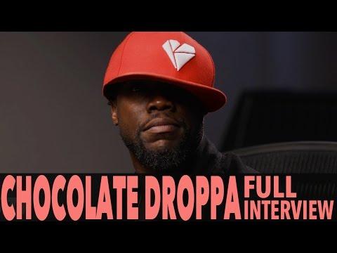 Chocolate Droppa (AKA Kevin Hart) Freestyles, Talks New Album! (Full Interview) | BigBoyTV