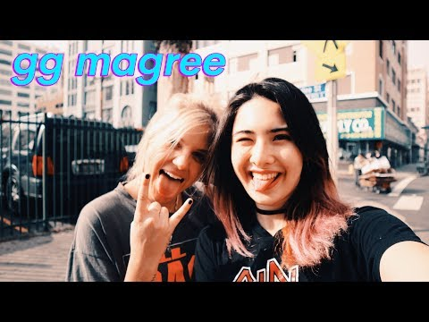 GG MAGREE Interview- song w/ NGHTMRE+JAUZ, performing w/ Pharrell, Wu Tang Clan, T-Pain