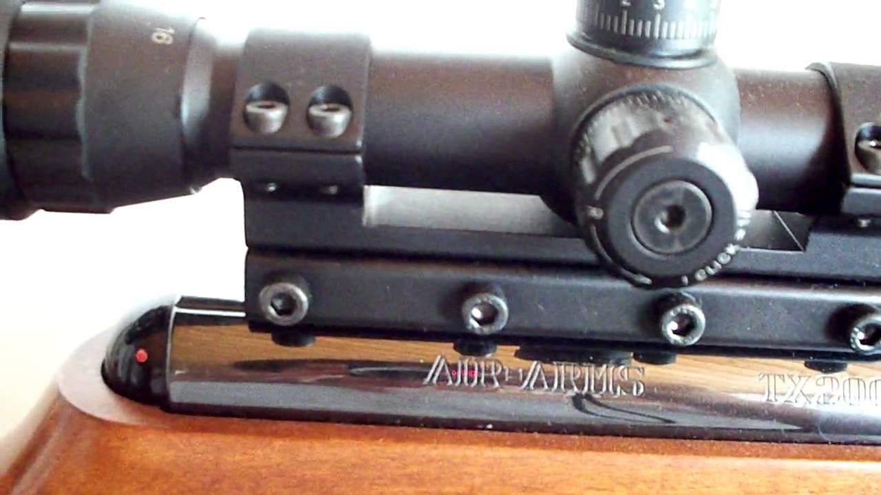 Air Arms TX200 MK3 (FAC)