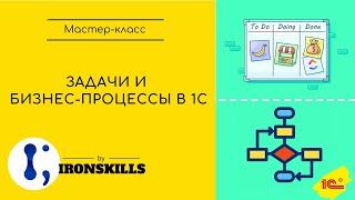 Задачи и бизнес-процессы в 1С