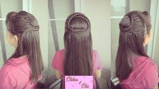Headband: Lace Fishtail Braid | Chikas Chic
